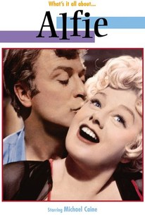 Poster for Alfie (1966)