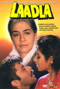 Poster for Laadla (1994)