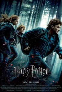 Poster for Harry Potter and the Deathly Hallows: Part 1 (2010)