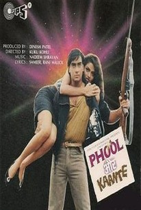 Poster for Phool Aur Kaante (1991)