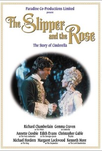 Poster for The Slipper and the Rose (1976)