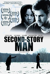 Poster for Second-Story Man (2011)