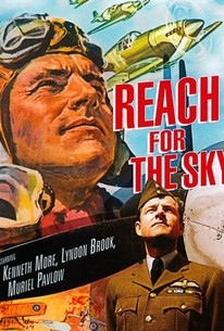 Poster for Reach for the Sky (1956)