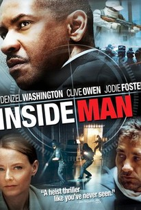 Poster for Inside Man (2006)