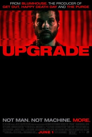 Poster for Upgrade (2018)