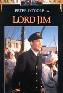 Poster for Lord Jim (1964)