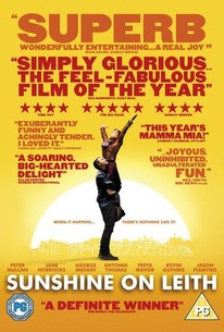 Poster for Sunshine on Leith (2013)