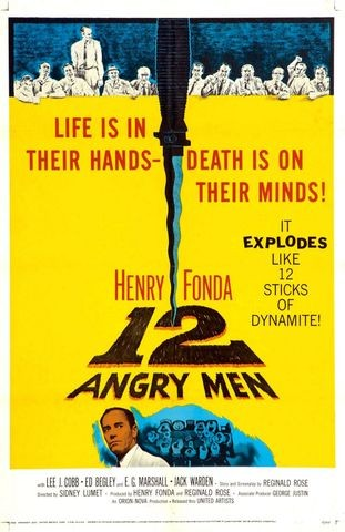 Poster for 12 Angry Men (1957)