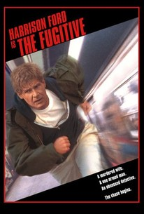 Poster for The Fugitive (1993)