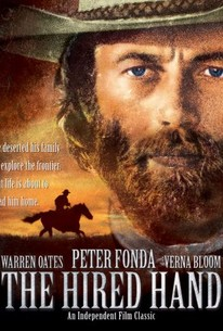 Poster for The Hired Hand (1971)