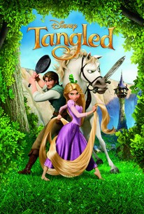 Poster for Tangled (2010)