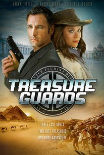 Poster for Treasure Guards (2011)