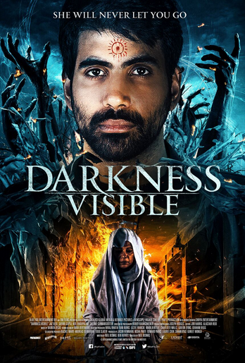 Poster for Darkness Visible (2019)