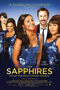 Poster for The Sapphires (2012)