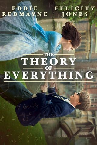 Poster for The Theory of Everything (2014)