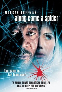 Poster for Along Came a Spider (2001)