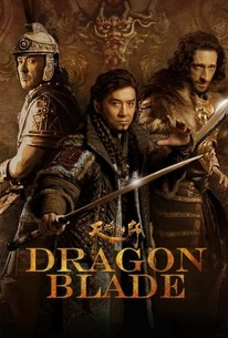 Poster for Dragon Blade (2015)