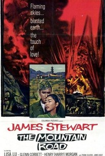 Poster for The Mountain Road (1960)
