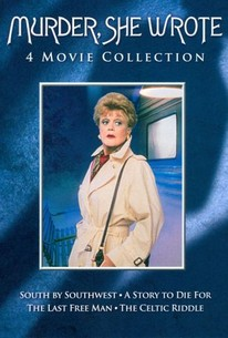 Poster for Murder, She Wrote: The Last Free Man (2001)