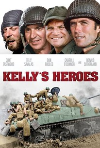 Poster for Kelly's Heroes (1970)