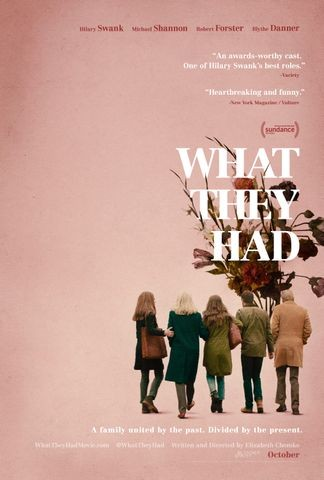 Poster for What They Had (2018)
