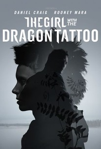 Poster for The Girl with the Dragon Tattoo (2011)