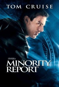 Poster for Minority Report (2002)