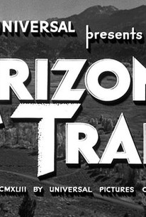 Poster for Arizona Trail (1943)