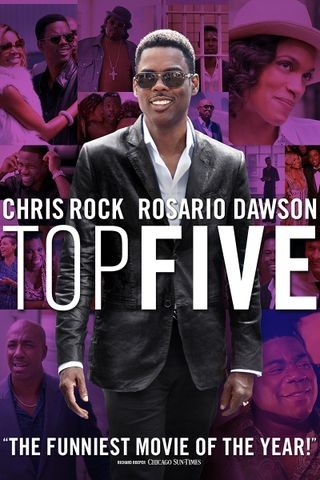 Poster for Top Five (2014)