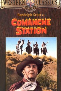 Poster for Comanche Station (1960)