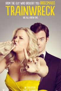 Poster for Trainwreck (2015)