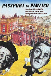 Poster for Passport to Pimlico (1949)
