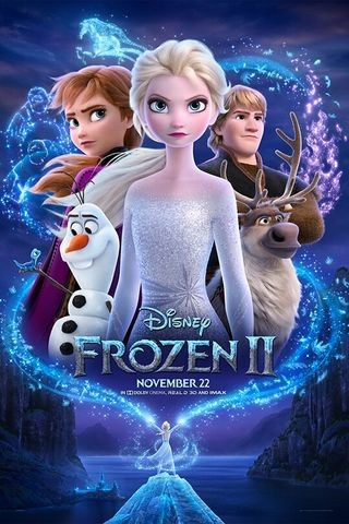 Poster for Frozen 2 (2019)