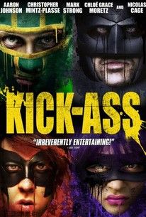 Poster for Kick-Ass (2010)
