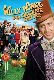 Poster for Willy Wonka and the Chocolate Factory (1971)