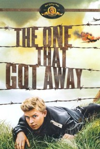 Poster for The One That Got Away (1957)