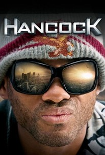 Poster for Hancock (2008)
