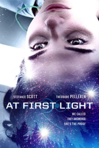 Poster for At First Light (2018)