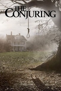 Poster for The Conjuring (2013)