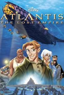Poster for Atlantis: The Lost Empire (2001)