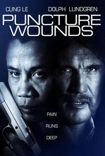 Poster for Puncture Wounds (2014)