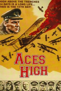Poster for Aces High (1976)