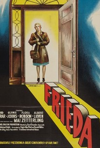 Poster for Frieda (1947)