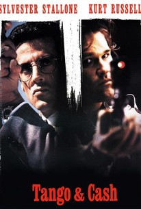 Poster for Tango & Cash (1989)