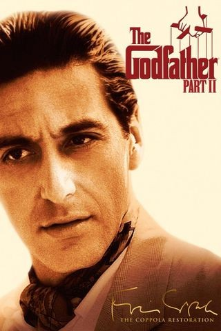 Poster for The Godfather: Part II (1974)