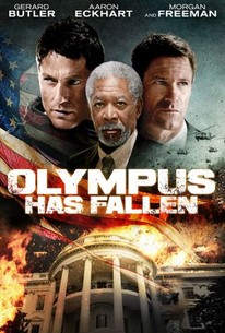 Poster for Olympus Has Fallen (2013)