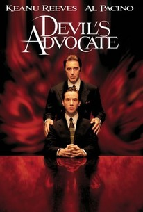 Poster for The Devil's Advocate (1997)