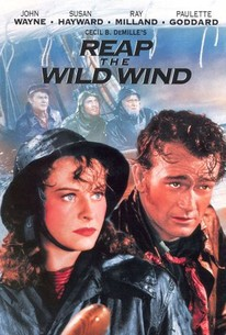 Poster for Reap the Wild Wind (1942)