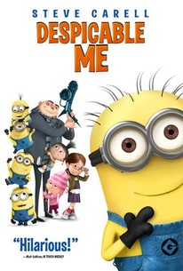 Poster for Despicable Me (2010)