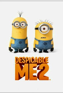 Poster for Despicable Me 2 (2013)